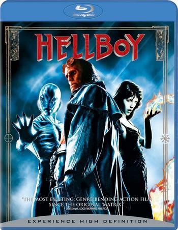 Hellboy 2004 m720p BluRay