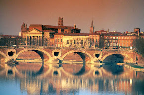 Cities I've lived in: Toulouse, France