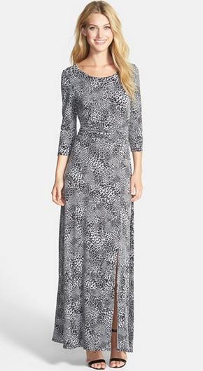 Sunday Spotlight: Fall Maxi Dresses