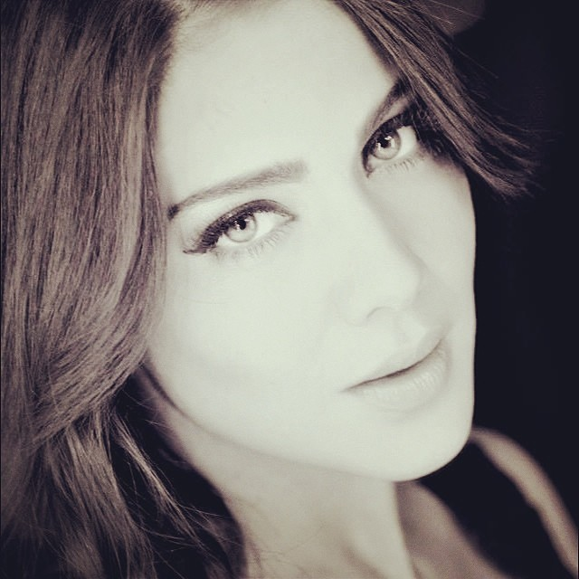 cara de Erika Fernandez