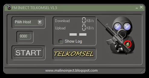 Inject Telkomsel FM V1.5 13 Desember 2014