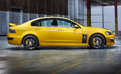 2012 HSV GTS 25th Anniversary