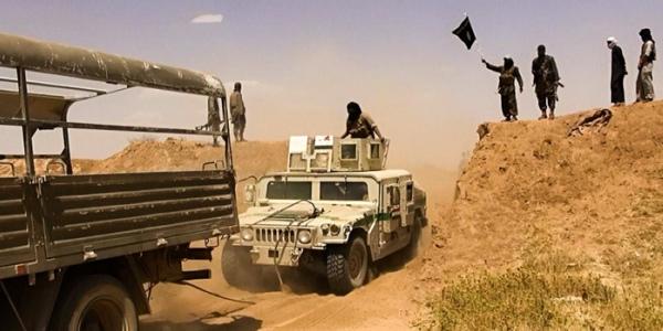 A maneira como o ISIS estadia no poder
