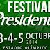 El Festival Presidente anuncia estrellas: Bruno Mars encabeza la cartelera