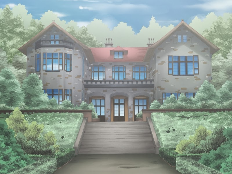Nova susumina kuća Building+Anime+Landscape+%5BScenery+-+Background%5D+55