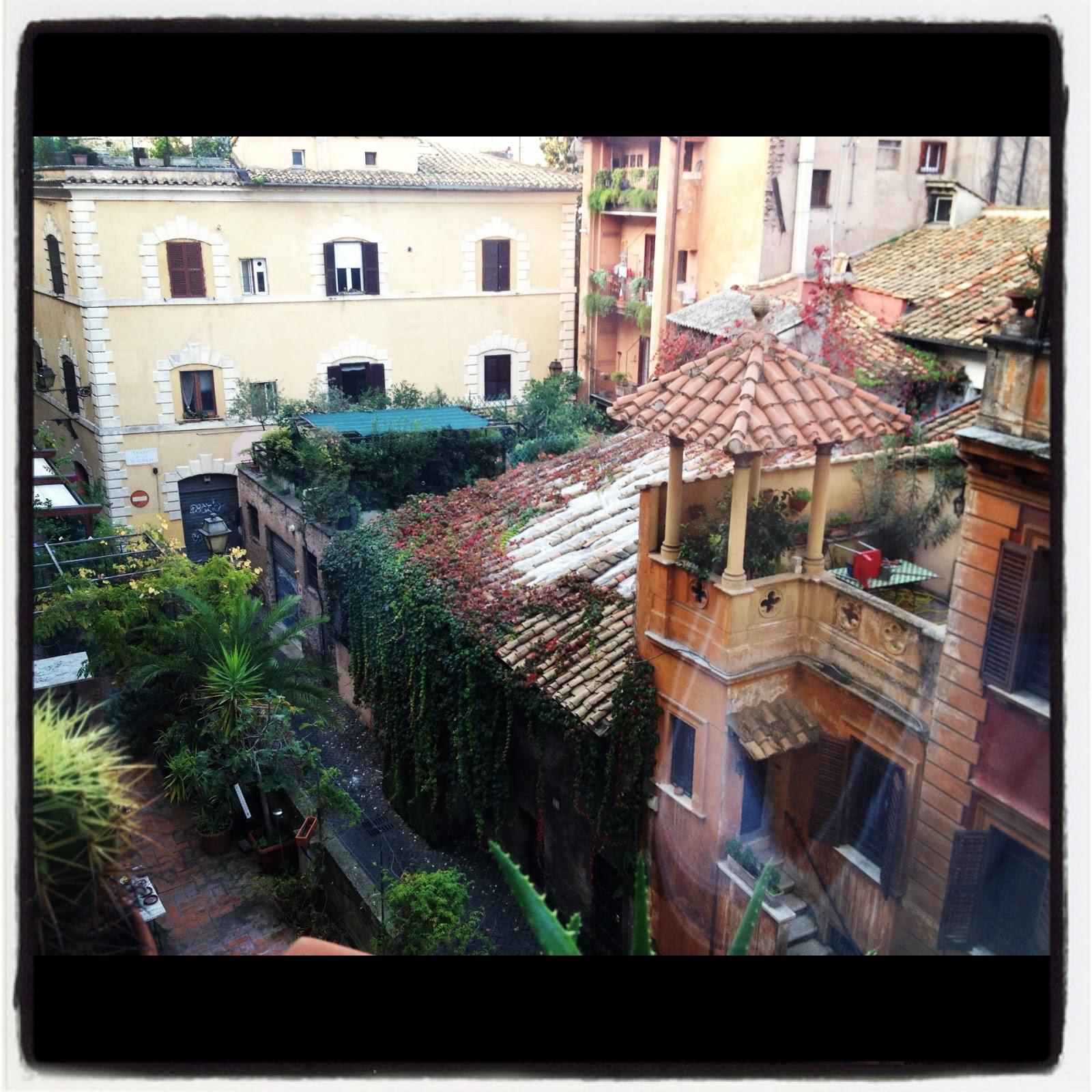 To rome with love maxxi note di vita - Finestra su trastevere ...