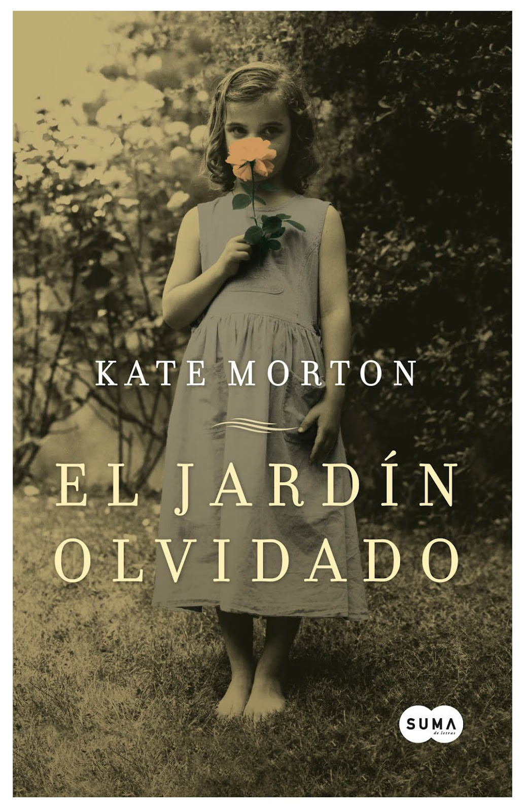 El jardín olvidado. Kate Morton