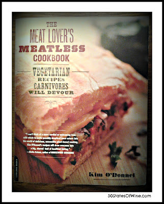 Meat Lover's Meatless Cookbook Cover