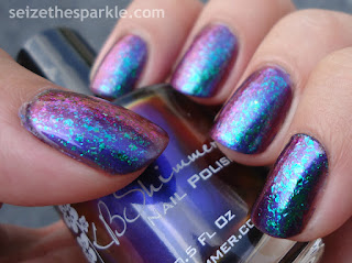 KBShimmer Look On The Nightside over Pigment Of My Imagination