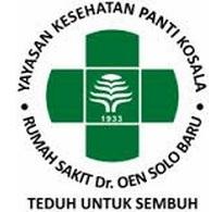 Logo Rumah Sakit dr. OEN Solo Baru