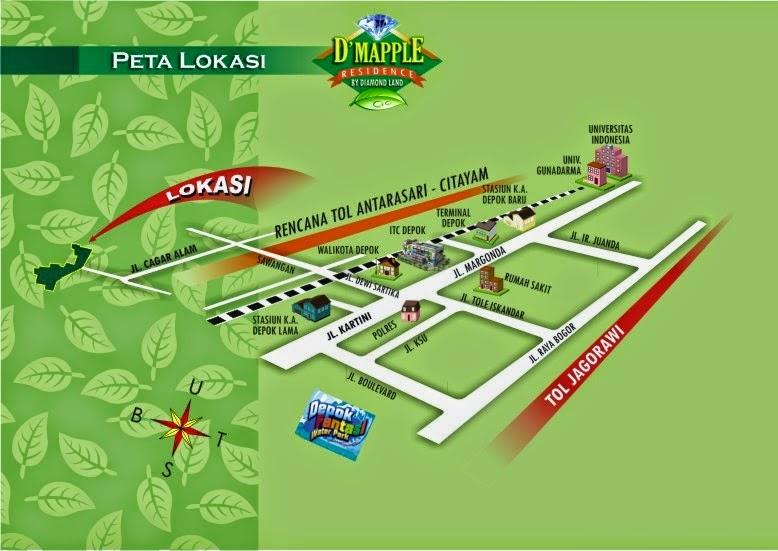 Image Result For Perumahan Dp Murah