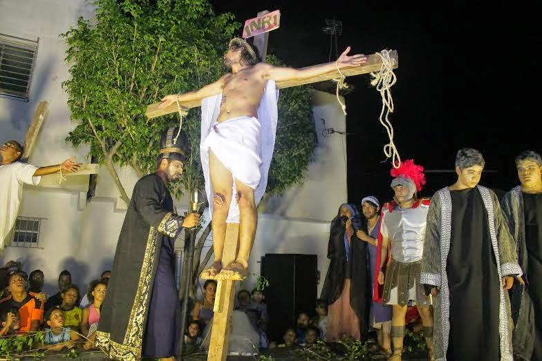 Paixão de Cristo em Recife