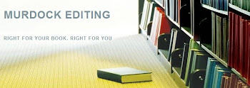 Murdock Editing: full manuscript evaluations, reviews, and editing services.