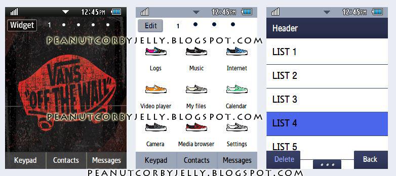 teme pentru telefon samsung corby download