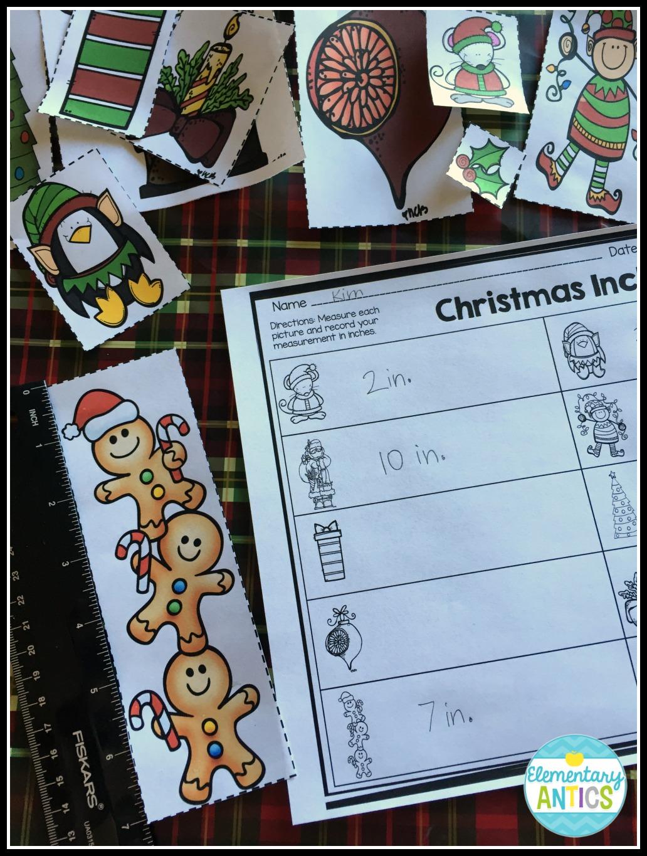 December 2015 - Elementary Antics