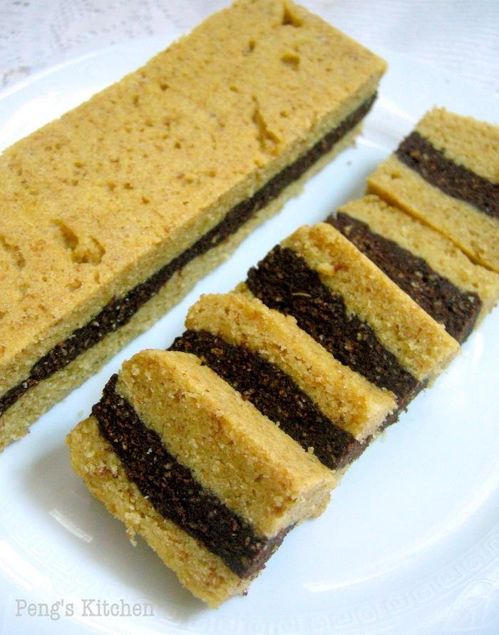 Steamed Cream Cracker Cake Recipe