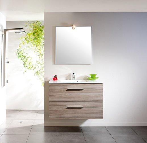 De meuble de salle de bain crescendo de marque cedam for Marque de meuble francais