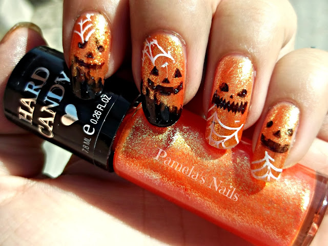 halloween bunny nails stamping plates