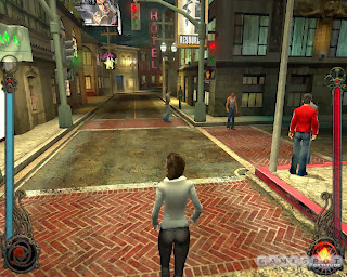 Vampire The Masquerade: Bloodlines screenshot