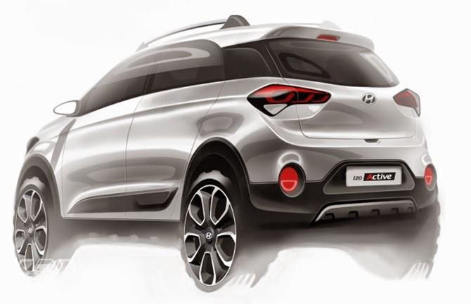 Hyundai i20 Active 2015 Photos