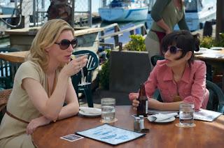 Cate Blanchett y Sally Hawkins en Blue Jasmine