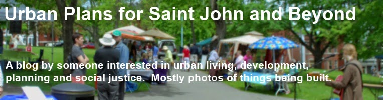 Urban Plans for Saint John and Beyond