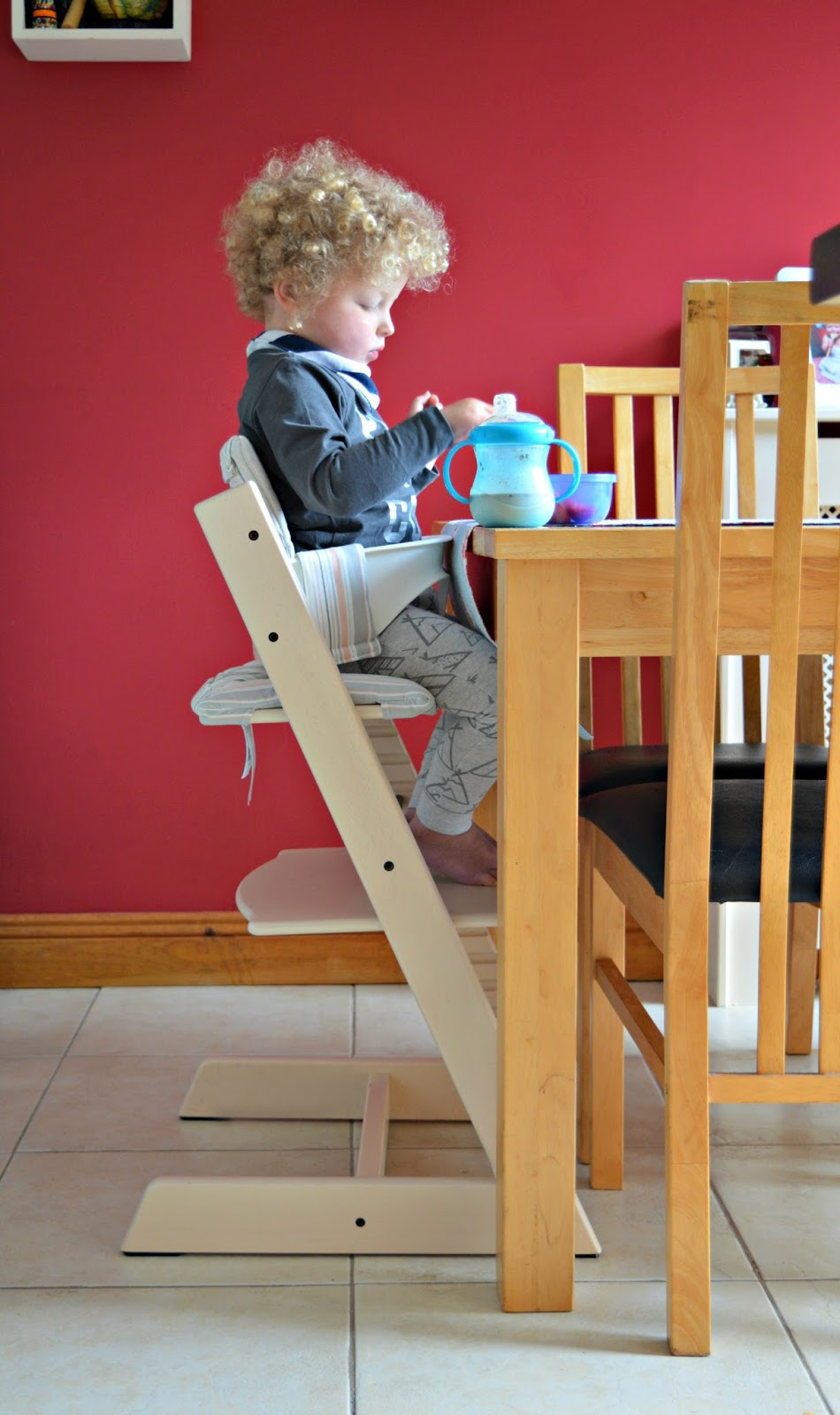 Stokke tripp trapp chair review dolly dowsie for Stokke usato tripp trapp