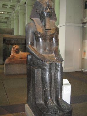 La sección del Antiguo Egipto es la más importante del mundo después de la del Museo Egipcio de El Cairo.
