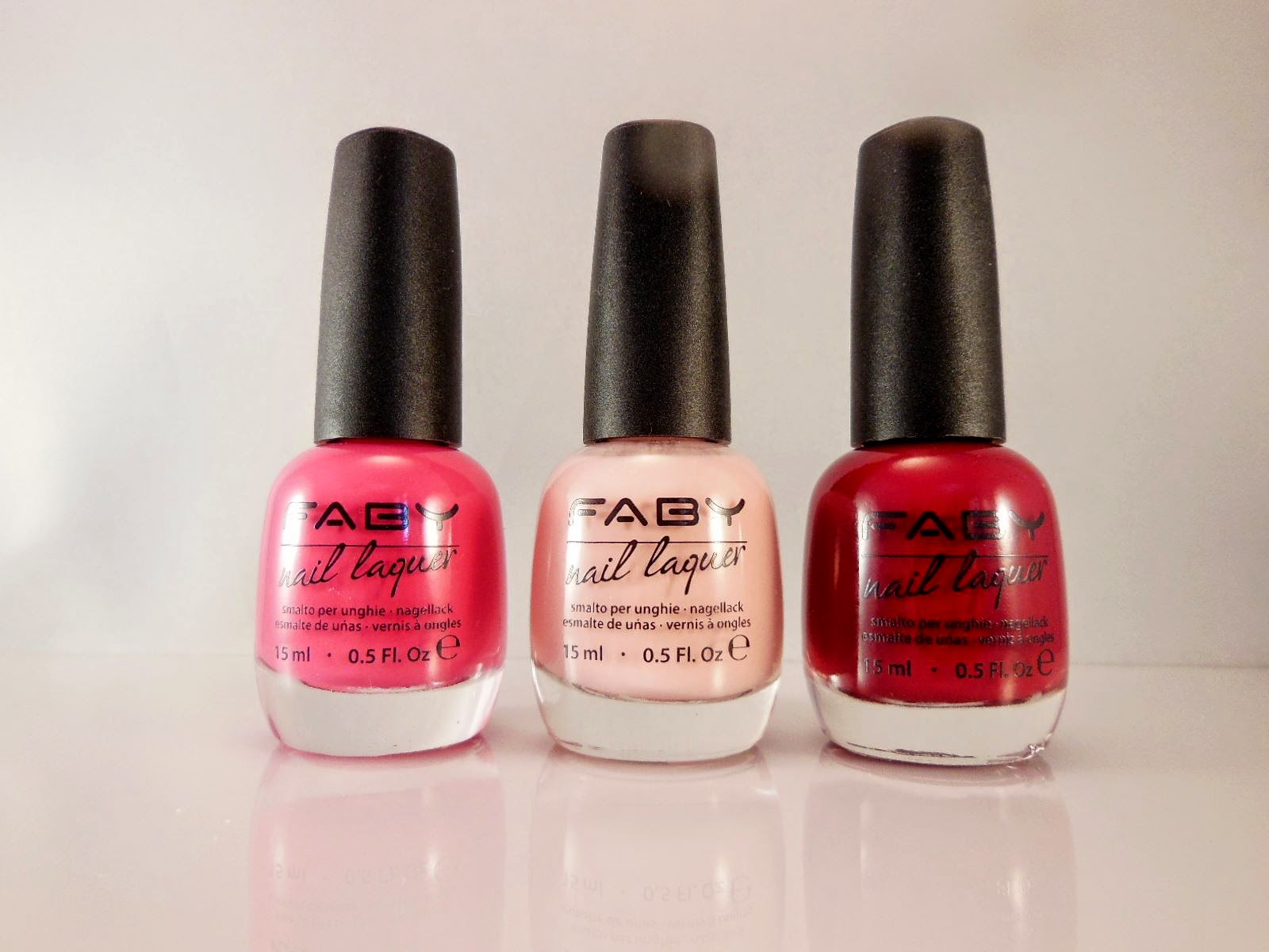 PRODUCT REVIEW: FABY NAILS | The Beauty & Lifestyle Hunter