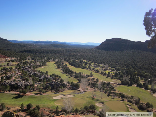 Seven Canyons Golf Club and Villas, Sedona, Arizona