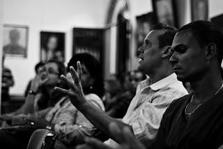 Foto: Peterson Azevedo - palestra Macus Leone no IMUCSAL