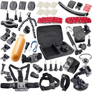 Baxia Technology® GoPro Accessories Bundle Kit