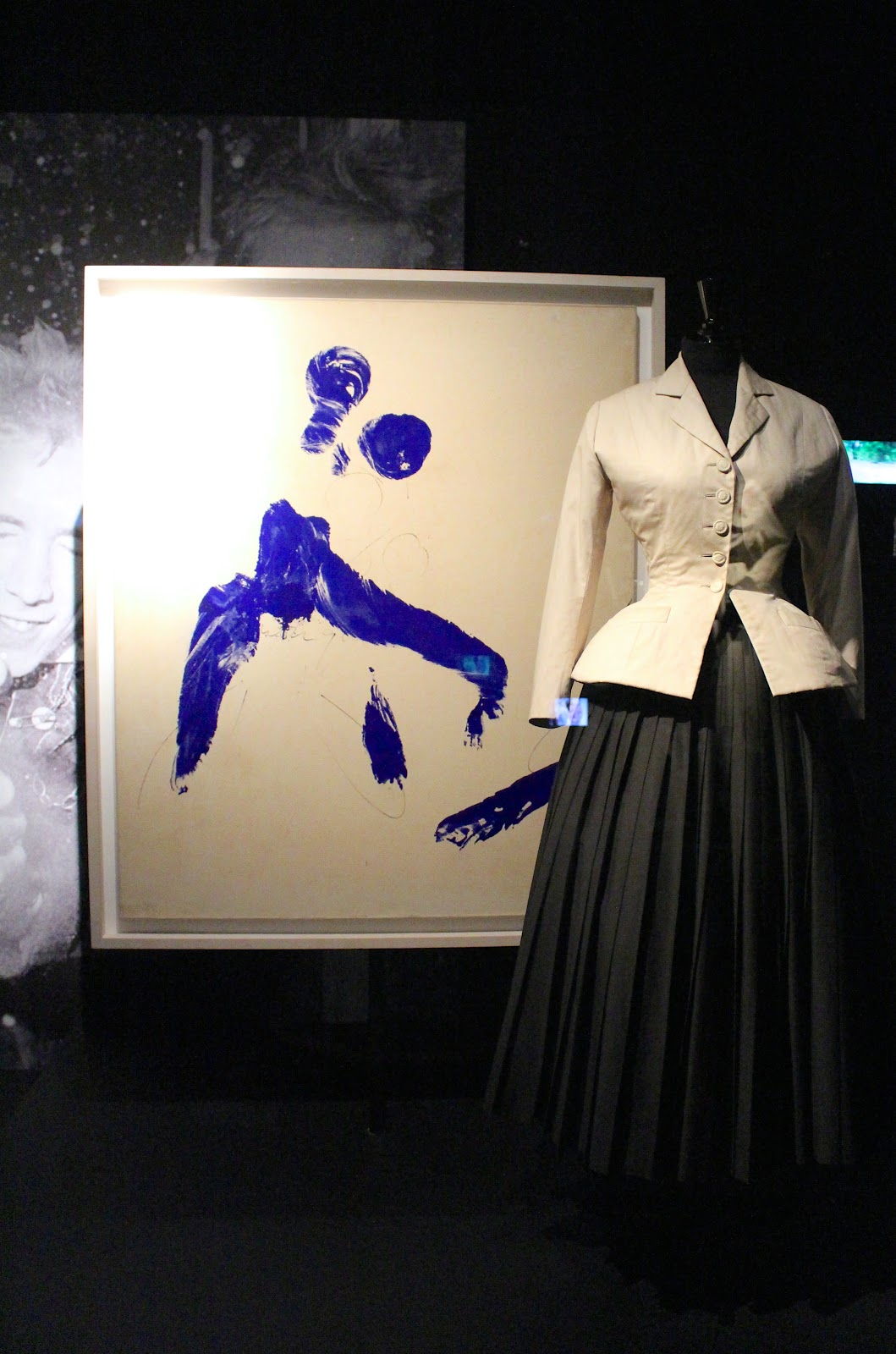 Dries Van Noten Inspirations MoMu Yves Klein