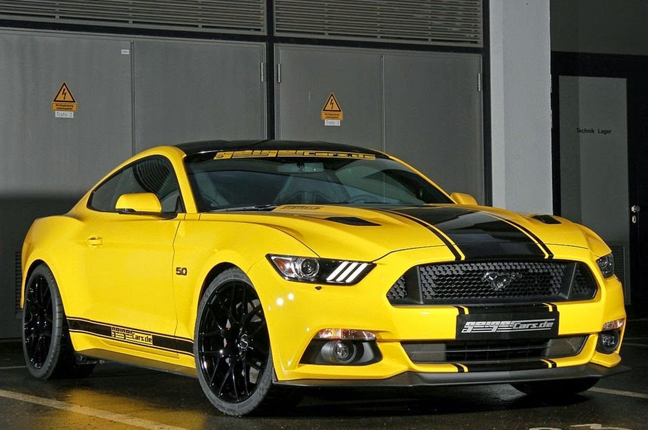2015 Ford Mustang premium GT specs and price | Best Sports Cars