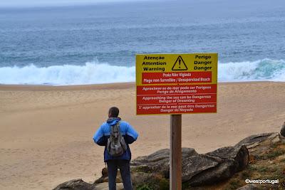 пешком в Португалии