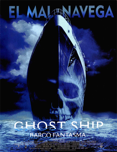 Ver Ghost Ship (Barco Fantasma) (2002) Online
