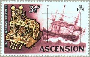 Harrison Stamp Ascension