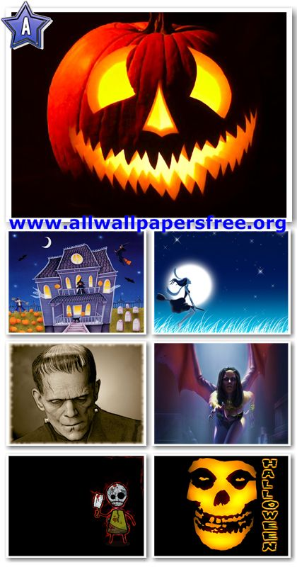 250 Halloween Wallpapers 1024 X 768 Px