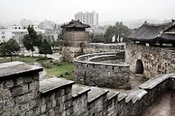 SUWON HWASEONG FORTRESS     水原 華城