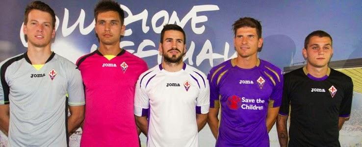 Maillot Extérieur Fiorentina de foot