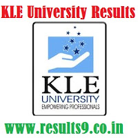 KLE University BPT I Year Exam Results 2013