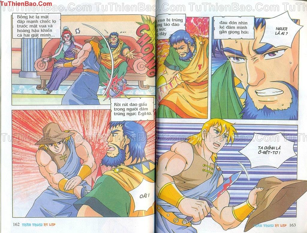 Thần thoại Hy Lạp Chapter 14 - Trang 80