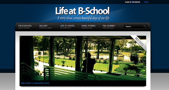 life at bschool blog, inmantec blog