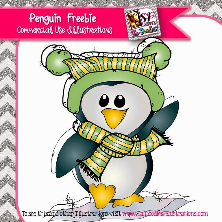 http://www.teacherspayteachers.com/Product/Penguin-FREEBIE-1613156