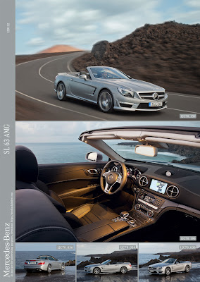 2012 Mercedes SL63 AMG R231 source media image multi-shot