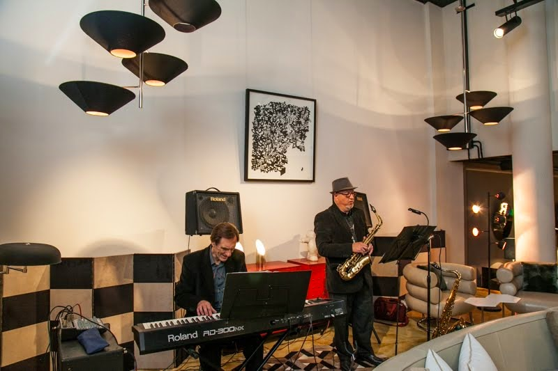 Piano & Saxo- Evento Ravanal