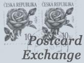 Обмен открытками с Аленой