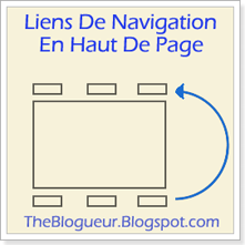 Navigation Pages Blogger