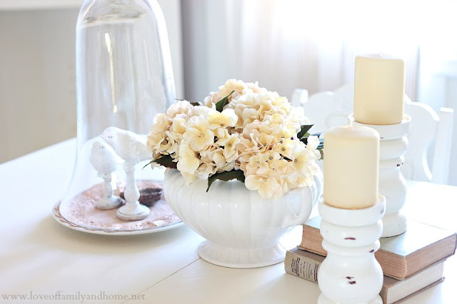 Dining Room Table Decor
