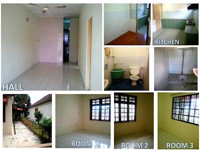 Ipoh House For Sale Bandar Baru Putra